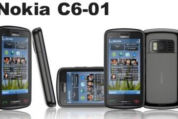 الفلاشة العربية للجهاز NOKIA C6-01