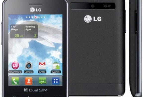 نقدم لكم روم الـ جي –  LG ROME E405 arabic
