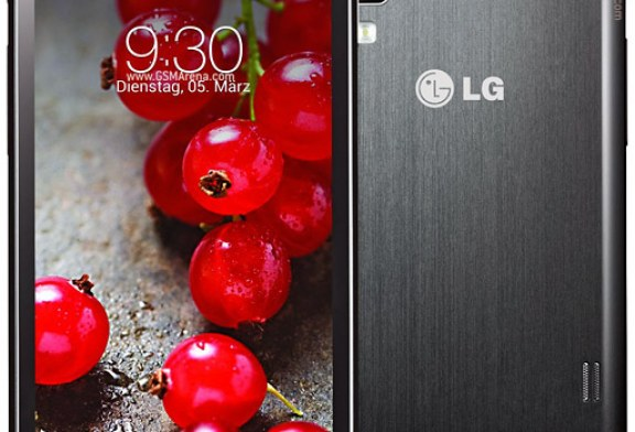 فلاشة LG Optimus L5