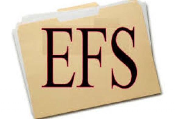 ماهو ملف EFS ولماذا يستخدم