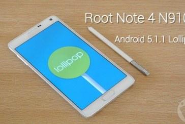 N910C 5.1.1 ROOT روت