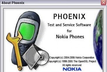 برنامج Phoenix  للتفليش والتعامل مع اجهزة نوكيا