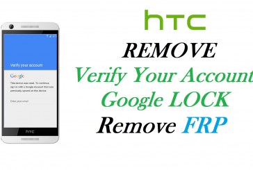 طريقة تخطي حساب GOOGLE ACCOUNT لأجهزة HTC