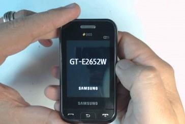 الفلاشة العربية لجهاز SAMSUNG E2652W