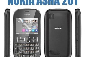 الفلاشة العربية للجهاز NOKIA ASHA 201