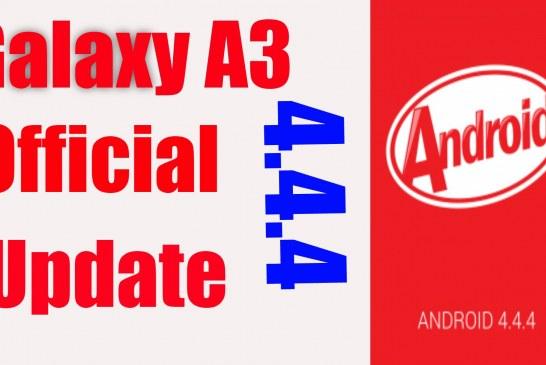 الروم الرسمي أربع ملفات A300F 4.4.4