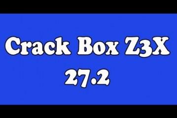 كراك بوكس z3x اصدار 27.2