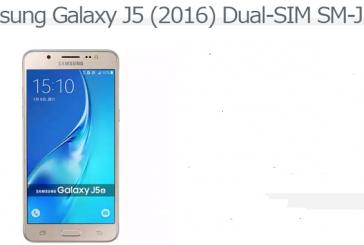 الروم الرسمي للجهاز J5108 باللغة العربية حماية B1 اصدار 5.1.1