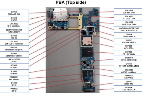 n920c schematic مخطط not5