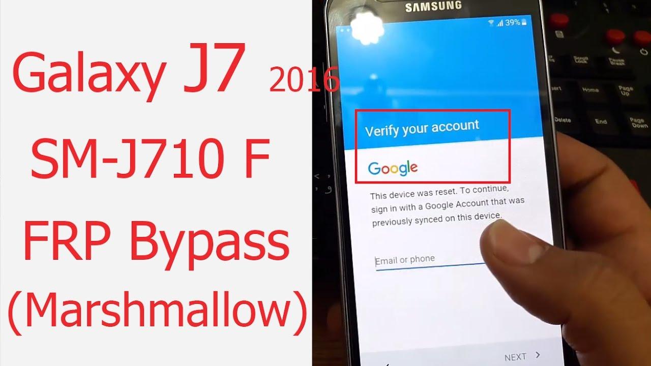 تخطي حساب جوجل للجهاز FRP Bypass G531H - walytech - والي تك