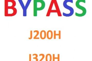 FRP BYPASS J200H/J320H 3SEC /تخطي حساب جوجل J200H/J320H بثلاث ثوانٍ فقط