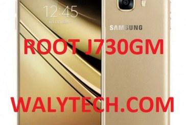 ROOT J730GM 7.0 / روت J730GM خالي من المشاكل