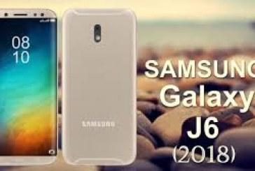 Samsung Galaxy J6 2018 (SM-J600F) COMBINATION كومبينشن J6 2018