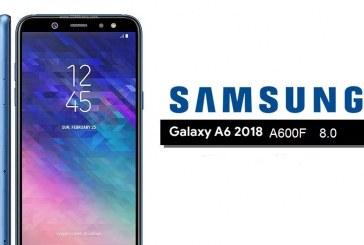 الروم الرسمي ل جهاز A6 2018 اصدار 8.0 A600F