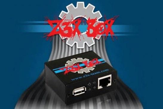 جميع اصدارات بوكس Z3X