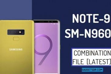 كومبنيشن N9600 حماية U1 REV1 لحل مشاكل FRP , DRK