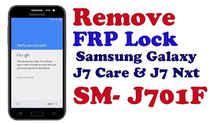تخطي حساب جوجل للجهاز J701f اصدار 7 0 حماية U3 Walytech والي تك