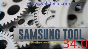 SAMSUNG TOOL PRO 34 0 - walytech - والي تك