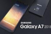 روم A750N اصدار 8.1.0 حمايةA7 2018 U1